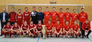 Die Mannschaften der SG Irndorf/Bärenthal und des VfL Mühlheim