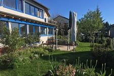 Sonnige Gartenwohnung