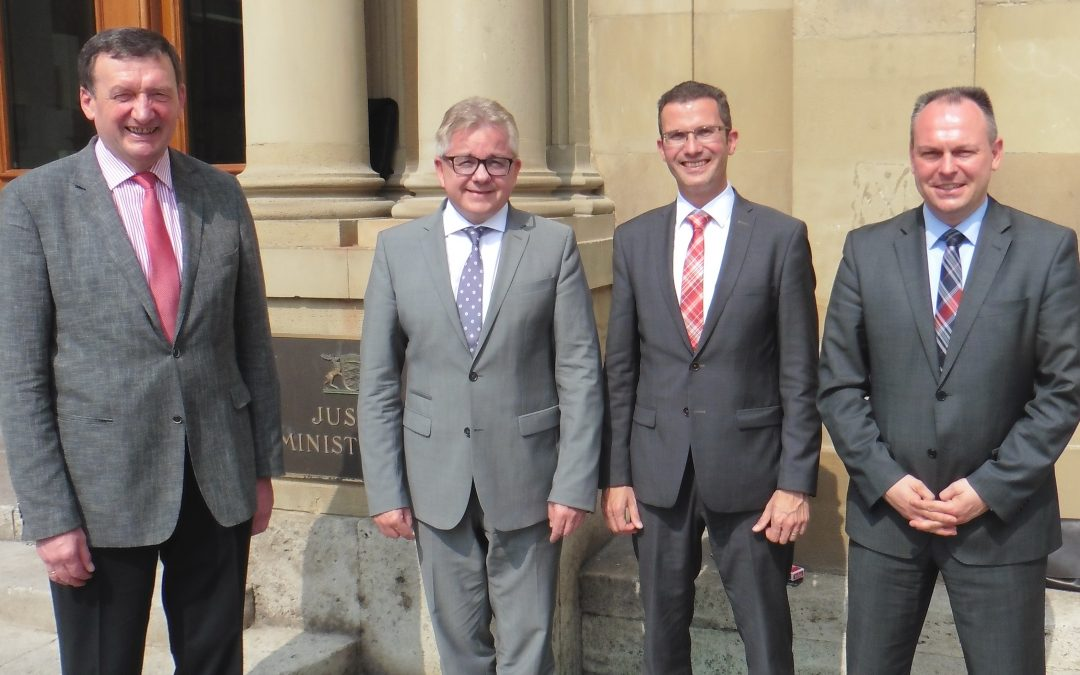 Neue Hoffnung für die Notariate an den Standorten Mühlheim und Wehingen